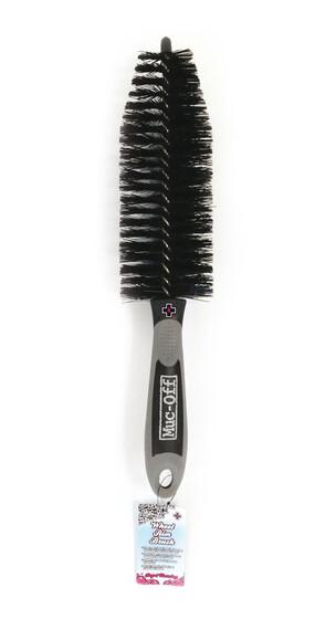 Muc-Off Nook Cranny velgborstel Reiniging & onderhoud grijs/zwart